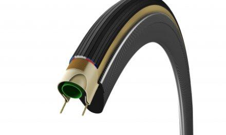 Vittoria Corsa Control G+ 700x25c Foldedæk – Natur/sort
