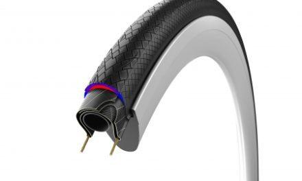 Vittoria Rubino Pro Endurance G+ 700x25c Foldedæk – Sort/sort