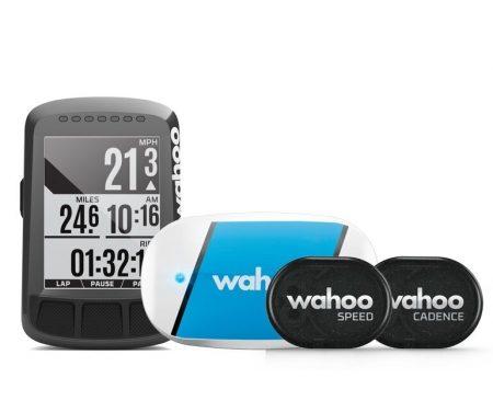 Wahoo – ELEMNT Bolt Bundle – Cykelcomputer med GPS