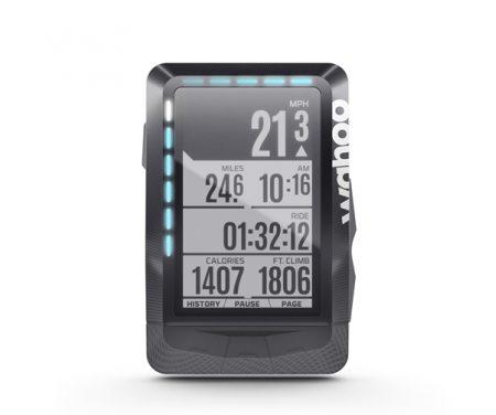 Wahoo ELEMNT Cykelcomputer med GPS – Sort