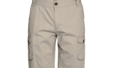 Weather Report Isak – Shorts m. lommer – Khaki – Str. M