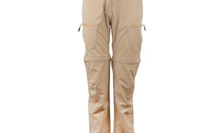 Weather Report Klaudia – Zip-Off bukser til dame – Beige