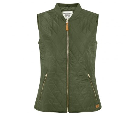 Weather Report Molly – Vest – Army – Str. 38