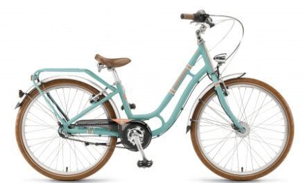 "Winora Lilou – 24"" pigecykel – 3 gear – Mint"
