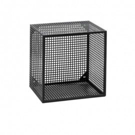 Nordal WIRE box for wall black S fra Nordal