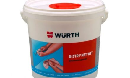 Würth – Distrinet mild – Renseservietter – 150 stk