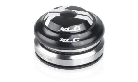 "XLC Comp A-Headset HS-I05 tapered – 1 1/8 – 1,5"" – Integreret – Sort"