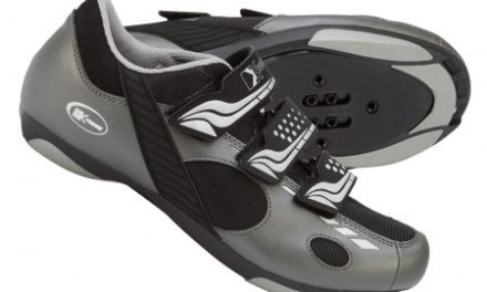 Xtreme – Cykel- og Spinningsko – X-Speed – Grå