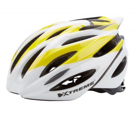 Xtreme – Cykelhjelm X-OTW – Str. 55-60 cm – Gul