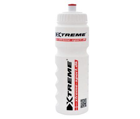 Xtreme – Sport – Drikkeflaske – 750ml – Hvid