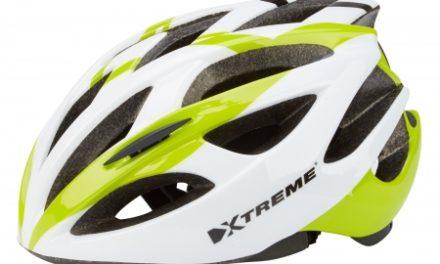 Xtreme X-Air – Cykelhjelm – Lime/Hvid