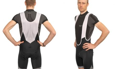 XTreme X-Anatomic – Carbon bib shorts med pude – Sort