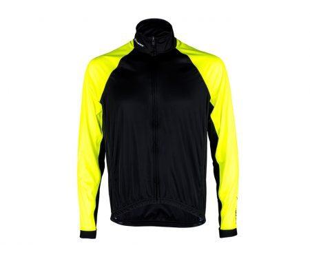 XTreme X-Rain – Cykeljakke – Sort/Neongul