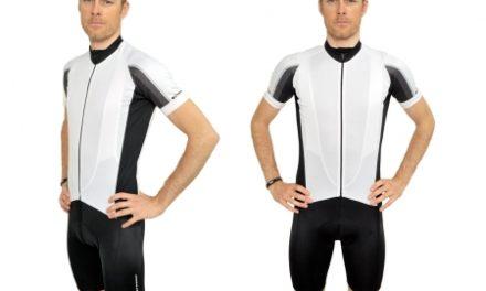 XTreme X-Rapid – Cykeltrøje med korte ærmer – Hvid