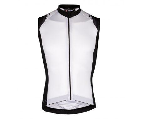XTreme X-Rapid – Cykeltrøje uden ærmer – Hvid