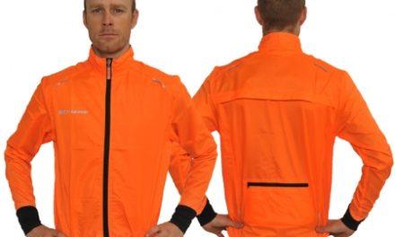 XTreme X-Screen – Overtræksjakke – Orange