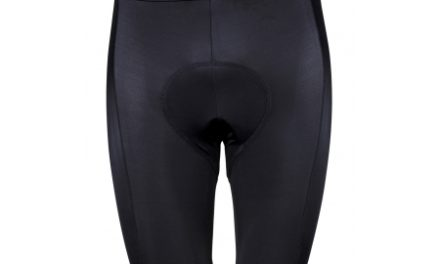 XTreme X-Star – Cykelshorts med pude  – Dame – Sort
