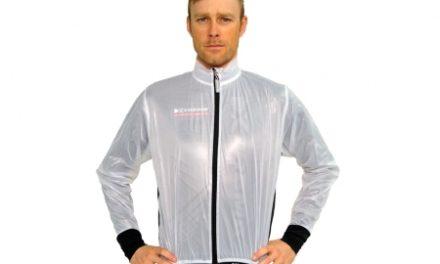 XTreme X-Transparent – Overtræksjakke – Transparent