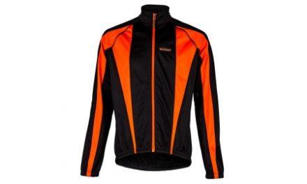 Xtreme X-Winter Cykeljakke – Sort/Orange