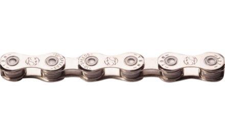 YBN – Kæde 10 Gear – S10-S2 – 116 Led – Sølv