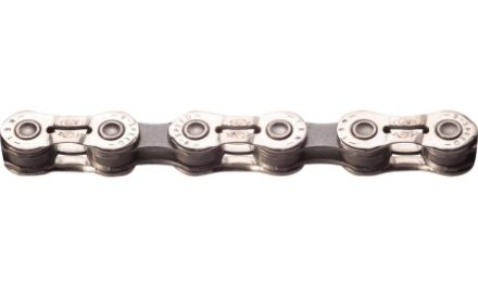 YBN – Kæde 9 Gear – SH9-S – 116 Led – Sølv/Grå