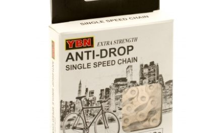 "YBN kæde Anti Rust S512eRB til E-bike – 1/2 x 1/8"" single speed"