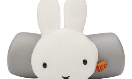 Yepp pude til Yepp mini front barnestol – Med kanin symbol