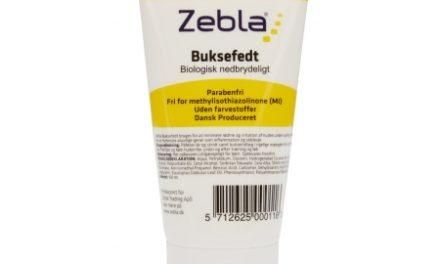 Zebla buksefedt – 150 ml