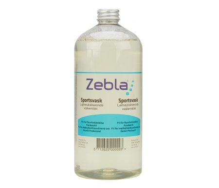 Zebla Sportsvaskemiddel 1000 ml